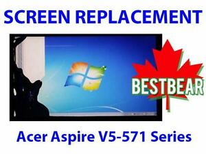 Screen Replacment for Acer Aspire V5-571 Series Laptop NON-TOUCH