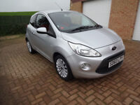 FORD KA 1.2 TITANIUM, 60 REG PLATE, 2010, YEARS MOT, JUST SERVICED, HIGH SPEC, EXCELLENT CONDITION