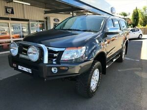 2013 Ford Ranger PX XLT 3.2 (4x4) Metropolitan Grey 6 Speed Manual Dual Cab Utility Young Young Area Preview