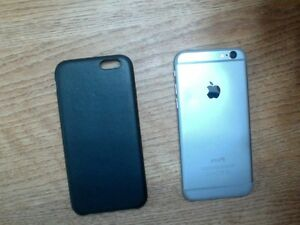 Selling 16GB silver IPhone 6 with Accessories London Ontario image 2