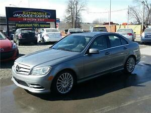 2011 Mercedes C250 4Matic (Leather)