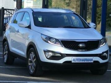 kia sportage 1.7 crdi business édition full options