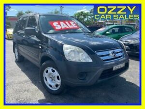 2005 Honda CR-V 2005 Upgrade (4x4) Black 5 Speed Automatic Wagon Minto Campbelltown Area Preview
