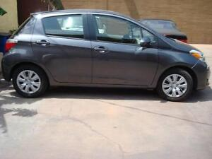 2013 Toyota Yaris Hatchback