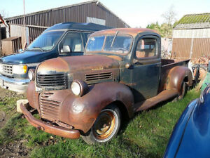 Wanted - Old Doge truck doors