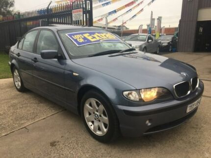 2004 BMW 318I E46 Executive 5 Speed Auto Steptronic Sedan Brooklyn Brimbank Area Preview
