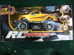 Collection RC truck F150