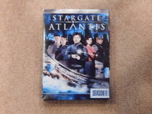Stargate Atlantis DVD Boxset - used, excellent condition