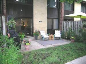 Don Mills and Lawrence 2bedroom townhouse