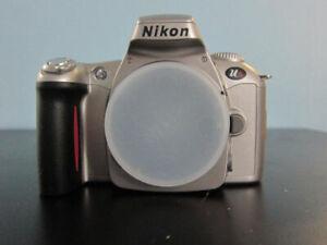 Nikon Us (F55/N55) SLR Film Camera; Body Only