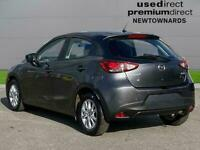 2018 Mazda 2 1.5 Se-L Nav+ 5Dr Hatchback Petrol Manual