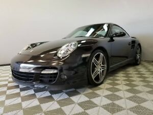 2007 Porsche 911 TURBO | AWD | Manual | Sport Chrono | Axle Diff