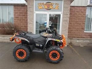 **FREE TRAILEAR 2017 Arctic Cat 700 Mudpro ONLY $48 per week OAC