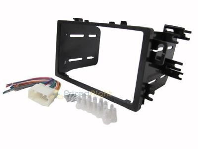 - Honda Acura Car Audio Radio Stereo Double DIN Dash Install Kit Wire Harness Plug