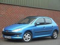 1999 Peugeot 206 1.6 (A/C) GLX