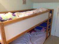 Ikea Kura reversible cabin children's bed