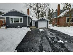 Completely Renovated Waterdown Bungalow