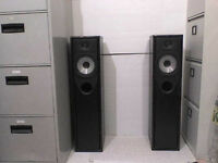 100W Mission 733 Stereo Speakers - Heathrow