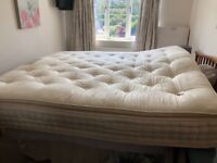 FREE for collection. Super-King mattress. Top if range.
