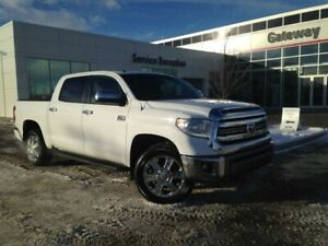 2016 Toyota Tundra Platinum 4x4 CrewMax, Leather, Heated and Ven