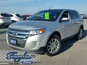 2013 Ford Edge Limited *AWD**Leather**Nav**18's*