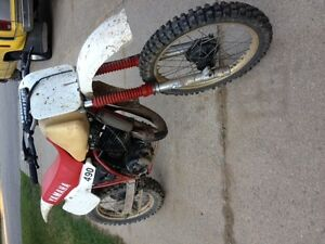 1984 yz 490  for trade for 125 or $