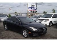 2010 Mazda Mazda6 GS**NO ACC** 3 YEARS WARRANTY INCLUDED**