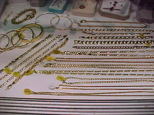 HELP! WE NEED LARGE GOLD CHAINS,BRACELETS,NECKLACES-HELP!