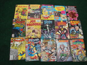 Collection Old comic books for sale