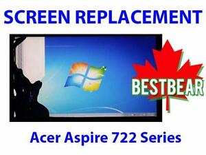 Screen Replacment for Acer Aspire 722 Series Laptop
