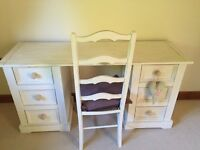 Shabby Chic Dressing Table or Desk