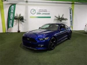 FORD MUSTANG 2015 FASTBACK ECOBOOST**43900 KILO! 310 HP! ÉQUIPÉ!