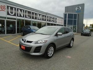 2011 Mazda CX-7 **LEATHER, A/C, CRUISE & POWER EVERYTHING!* GX F