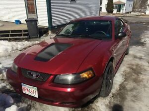 2002 Ford Mustang Base Coupe (2 door)