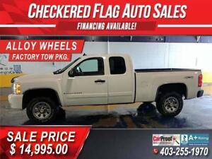 2008 Chevrolet Silverado 1500 LT-4X4-5.3 LITRE-167770km