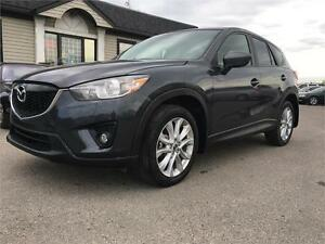 2015 Mazda CX-5 GT sky activ HTD leather roof nav camera AWD
