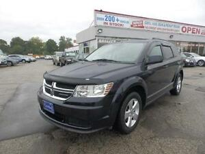 2011 Dodge Journey 7 PASSENGER NO ACCIDENTS SERVICED IN DEALER
