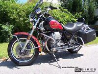 1996 Moto Guzzi California Touring