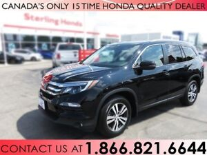 2017 Honda Pilot EX-L | AWD | PROTECTION PKG. | HITCH | NO ACCID