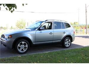 2006 BMW X3 3.0I SPORT* PANO ROOF* SUPER CLEAN* MUST SEE*