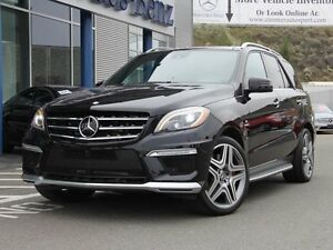 2014 Mercedes-Benz M-Class ML63 AMG | Premium Package | AMG Perf