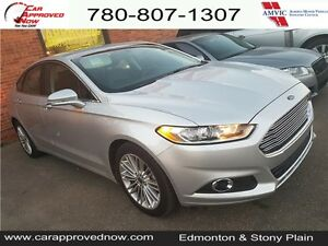 2016 Ford Fusion SE **AWD** **Leather** **Navigation**