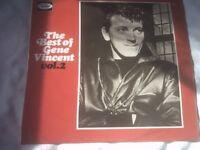 Vinyl LP The Best Of Gen Vincent Vol 2 – Gene Vincent Capitol T 21144
