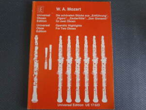 Music for Two Oboes