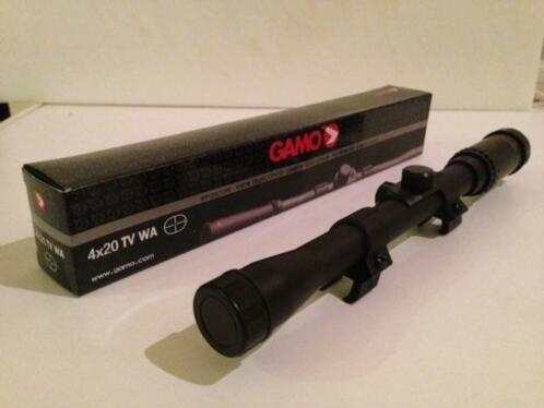 Gamo pro vizier / scope 4 x 20