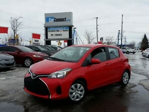 2015 Toyota Yaris LE ONLY $19 DOWN $60/WKLY!!