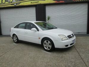 2004 Holden Vectra CDXi White 5 Speed Auto Active Select Sedan O'Connor Fremantle Area Preview