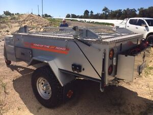 Kimberley Camper trailer Perth Perth City Area Preview