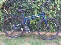 Folding Bike - Montague 2017, £499, VGC