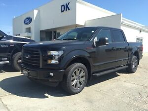 2016 Ford F-150 XLT Moonroof, Navigation, Sport And Spec Edition